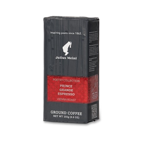 Malta kava Julius Meinl - Prince Grande Espresso