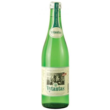 Gazuotas natūralus mineralinis vanduo VYTAUTAS, 0.5 l