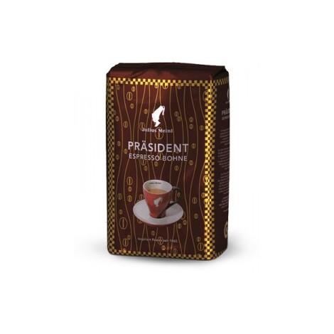 Kavos pupelės Julius Meinl - PRESIDENT Espresso   500gr.