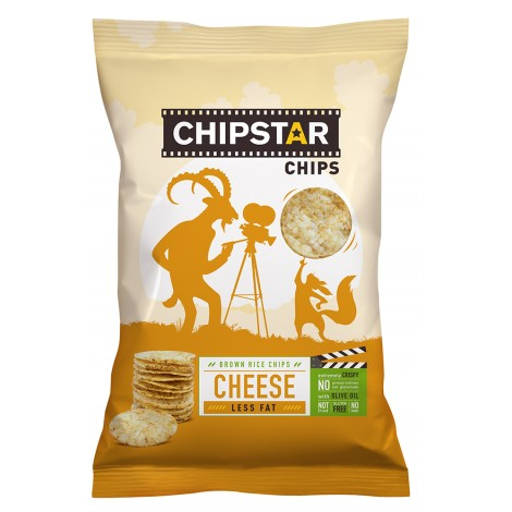 Chipstar sūrio skonio, 60g