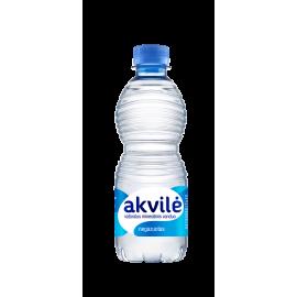 AKVILĖ negazuotas natūralus mineralinis vanduo 0.33L