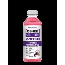 Negazuotas raudonųjų vynuogių, pitaja sk. gaivus gėrimas OSHEE 0.555L