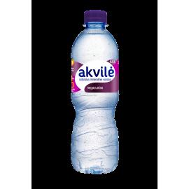 AKVILĖ (KAKĖ MAKĖ) natūralus mineralinis vanduo, negazuotas 0.5 L