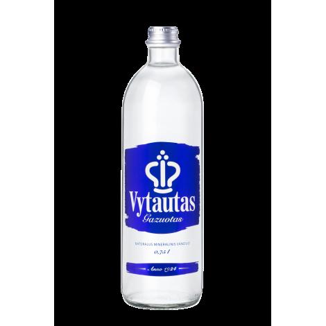 VYTAUTAS natūralus mineralinis vanduo, 0.75 L