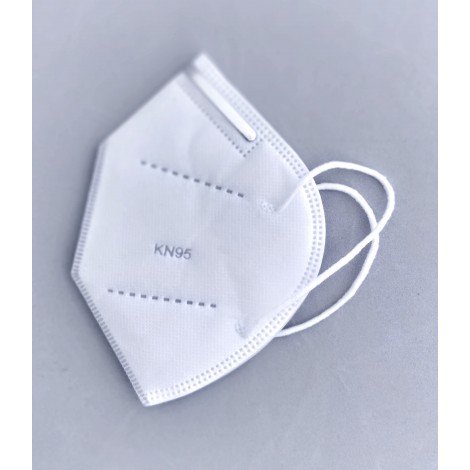 Veido kaukė – respiratorius KN95  (FFP2 klasė)