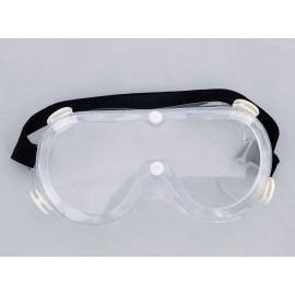 Apsauginiai akiniai su elastine gumele