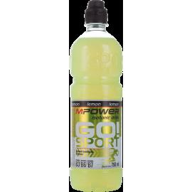 """Citrinų skonio izotoninis gėrimas Mpower """"Lemon"""", 0,75L"""
