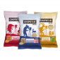 Chipstar ryžių traškučių rinkinys 15 vnt. (3 rūšys)