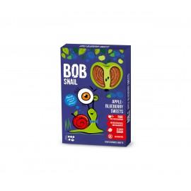 BOB SNAIL ritinėliai, obuolių - mėlynių skonio, 60g