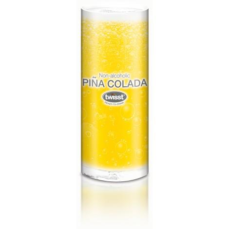 TWISST Pina Colada, nealkoholinis kokteilis, 240ml