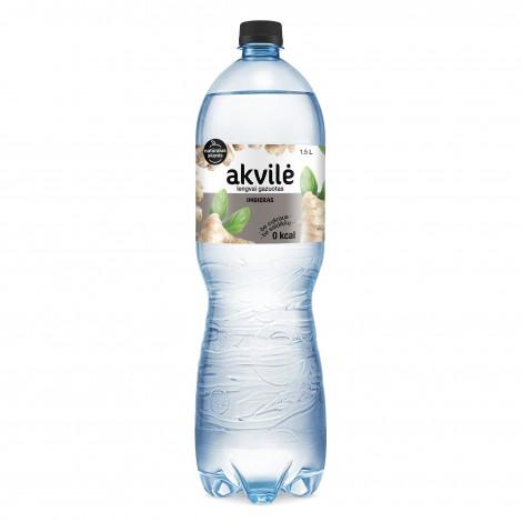 Akvilė su natūraliu imbiero aromatu, 1.5L