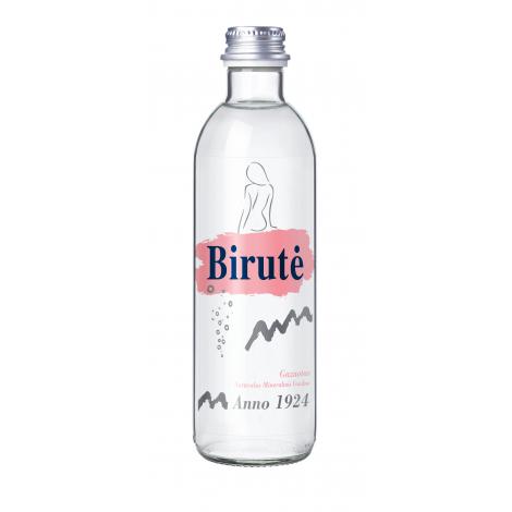 Gazuotas natūralus mineralinis vanduo BIRUTĖ, 1,5 l