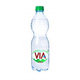 VIA lengvai gazuotas vanduo, 0.5 L