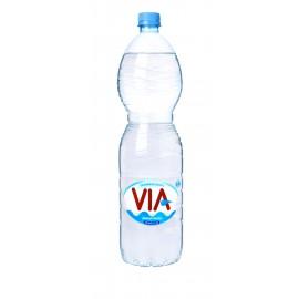 VIA natūralaus skonio vanduo, negazuotas 1.5 L