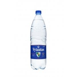VYTAUTAS gazuotas natūralus mineralinis vanduo, 1.25 L